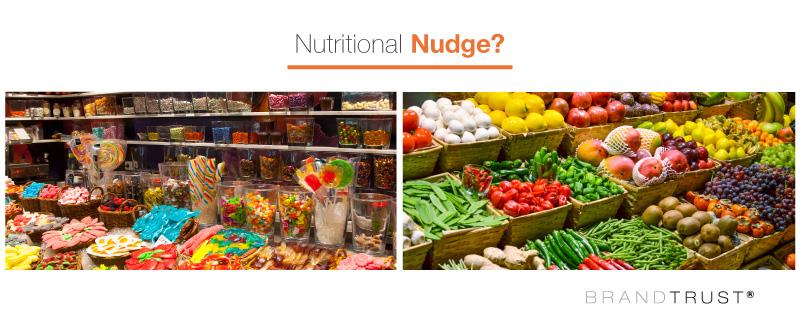 Nutritional nudge?